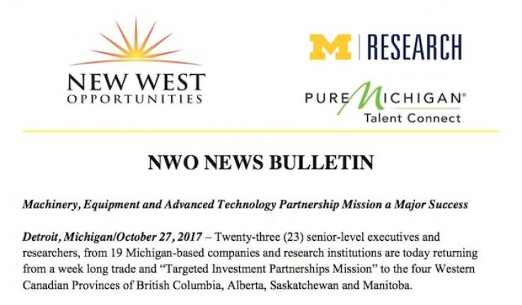 NWO Business Bulletin