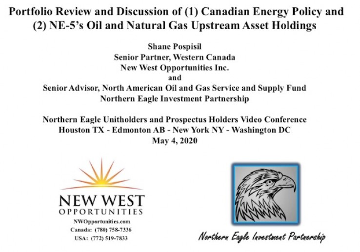 Northern Eagle Investment May 4