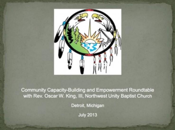 Dennis Paul Community Capacity-Building