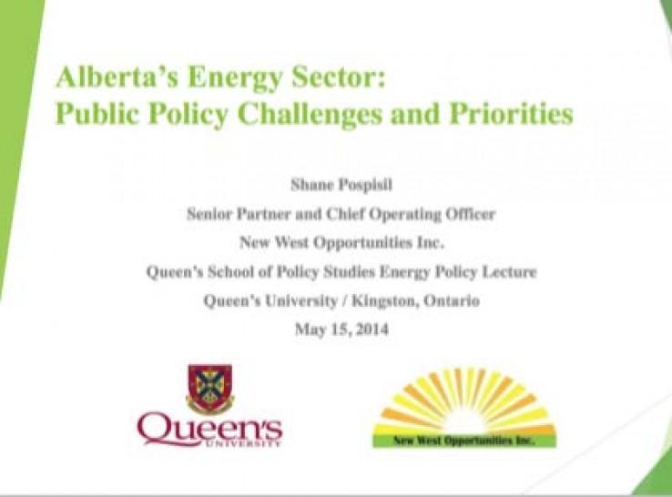 Alberta Energy Sector