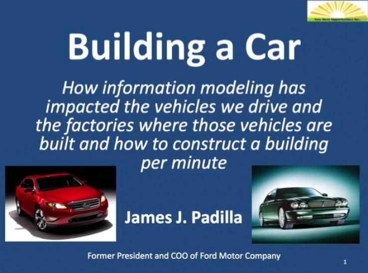 Manufacturing a Car