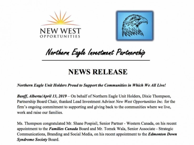 Northern Eagle Partnership