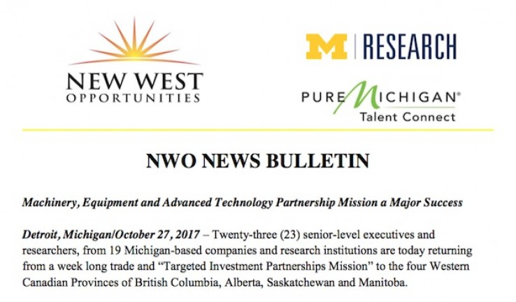 NWO Business Bulletin